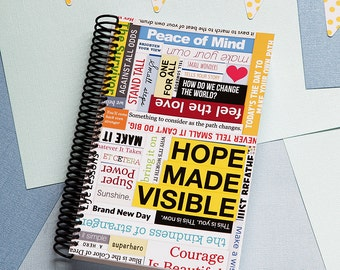 Hope Made Visible Daily Planner 2018