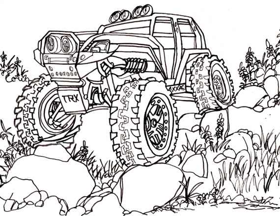 cartoon rockchuck coloring pages - photo#16