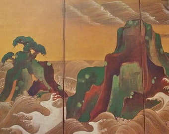 Exhibition of Japanese Screen Paintings, Museum of Fine Arts Boston ボストン美術館秘蔵近世日本屏風名作展