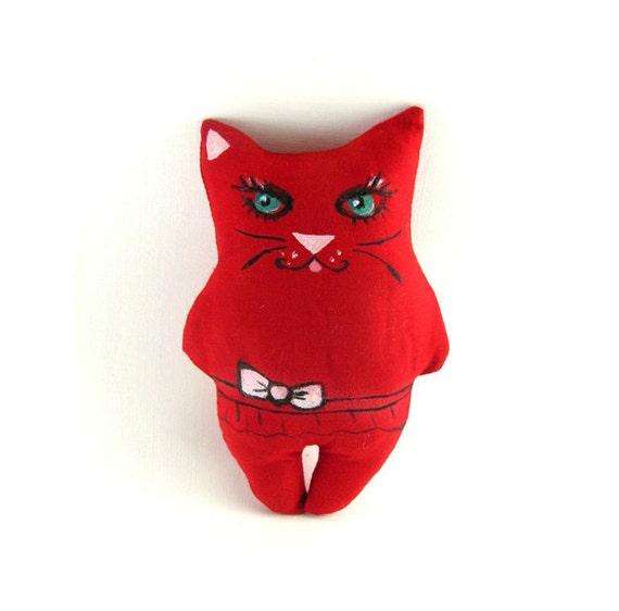 Katzepuppen Kinder Spielzeug Tierische Puppen Stofftiere | Etsy