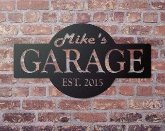 Garage decor etsy