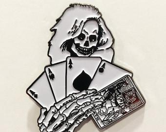 DEATH DEALER Enamel Lapel Pin