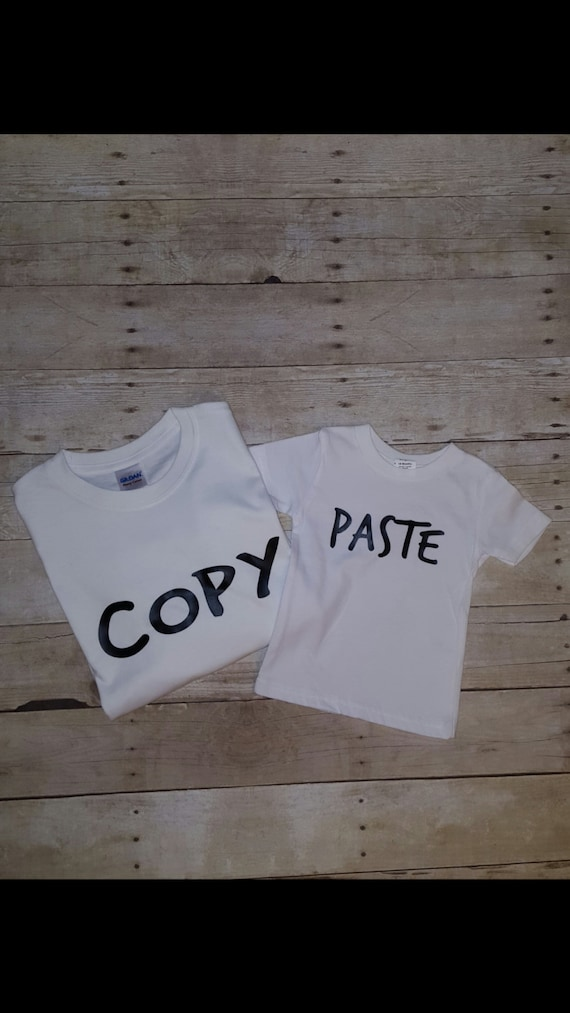 3d918bc9 Copy and paste shirts SALE Father's day shirts Father | Etsy
