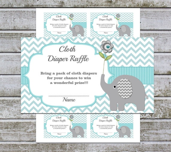 Insert For Baby Shower Invitation Cloth Diaper Raffle Ticket Card Diapers Raffles Baby Shower Games Download Printable Digital File 79a Cd