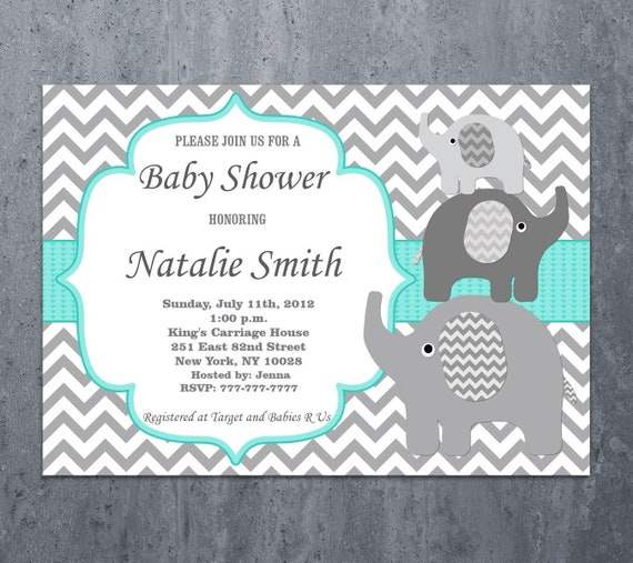 graphic regarding Printable Elephant Baby Shower Invitations referred to as Little one Shower Invites Elephant Child Shower Invitation Boy Lady Gender Impartial Printable Little one Shower Invitations Immediate Obtain (01-1)