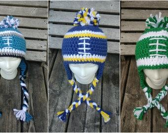 Items similar to Football team Hats 832a1bc37