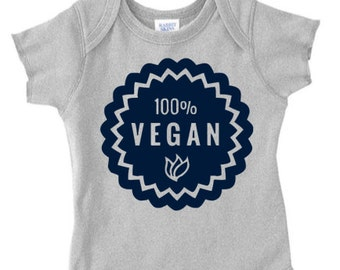 Vegan Stamp | for Baby & Toddler