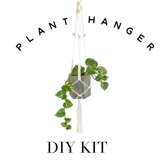 Plant Hanger DIY Kit