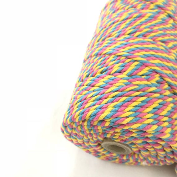 CANDY POP Macrame Cord