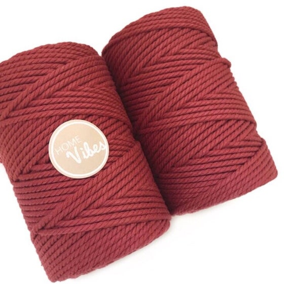 PREORDER ROSEWOOD Macrame Cord