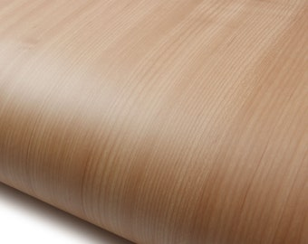 1.96 ft X 8.20 ft ROSEROSA Peel and Stick PVC High Glossy Maple Instant Self-Adhesive Covering Countertop Backsplash Maple Leaf PGS9800-1