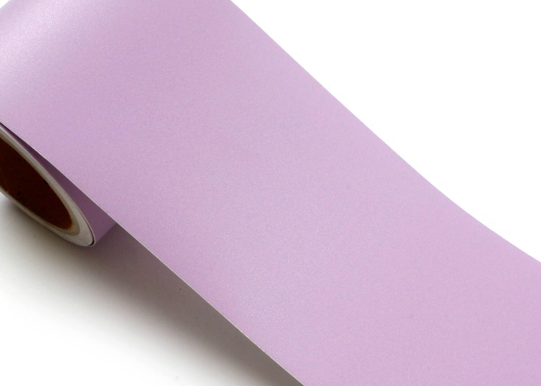 Peel & Stick Flame Retardant Border Sticker Violet Color