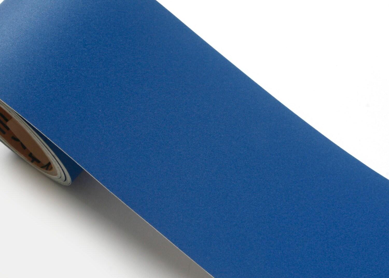 Peel & Stick Flame Retardant Border Sticker Blue Color