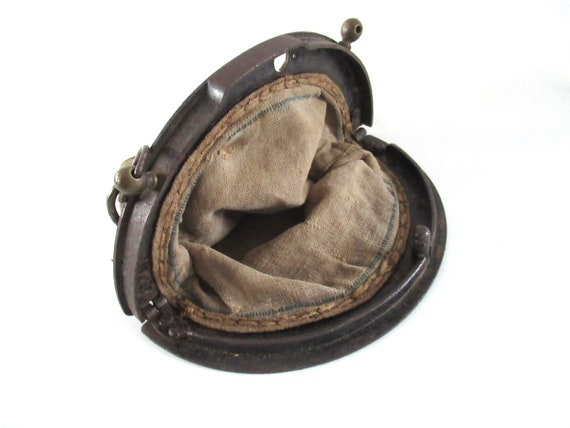 Antique 1930's offerings Bag,  donation, collecti… - image 7