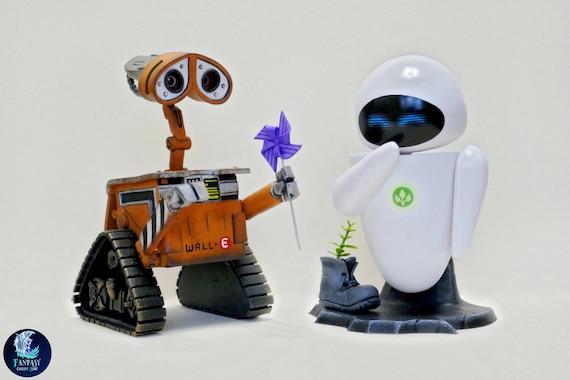 Figurine De Wall E Robot Eva Figure Dessin Anime Figurine De Etsy