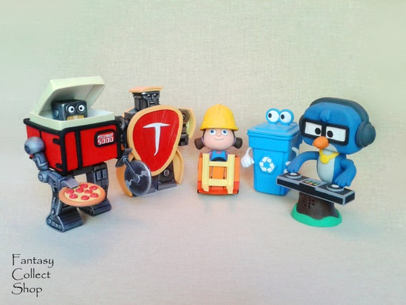 Toy Story Figurines : Lot of action figurines toy story marvel gonzo shopgoodwill