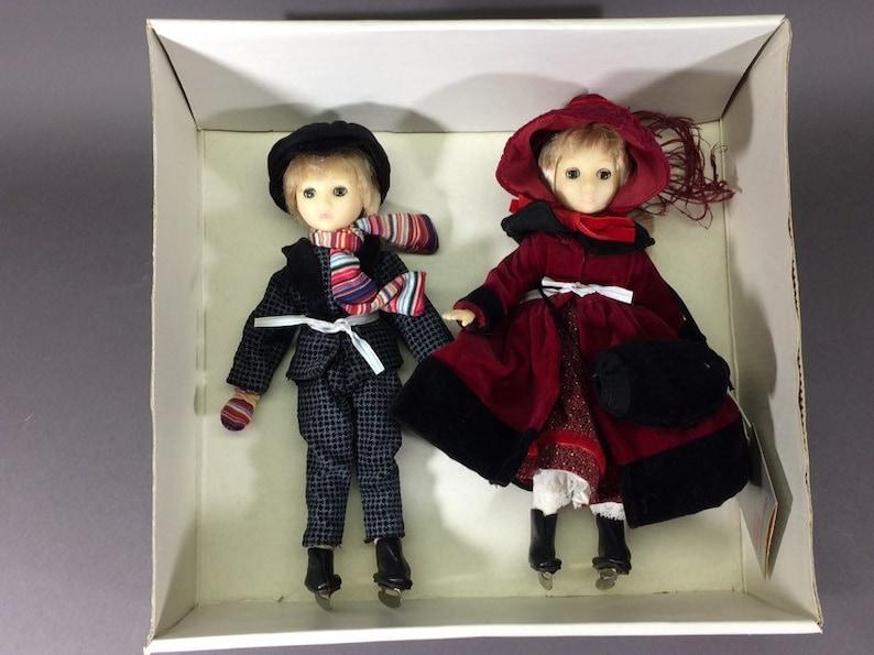 La Petite Patineuse  Suzanne Gibson Dolls  Ice Skater Boy & image 0