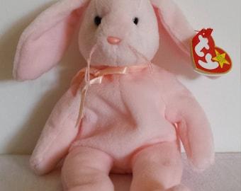 983ad568d3a Rare Vintage Hoppity TY Beanie Baby with errors