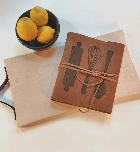 Leather Recipe Book