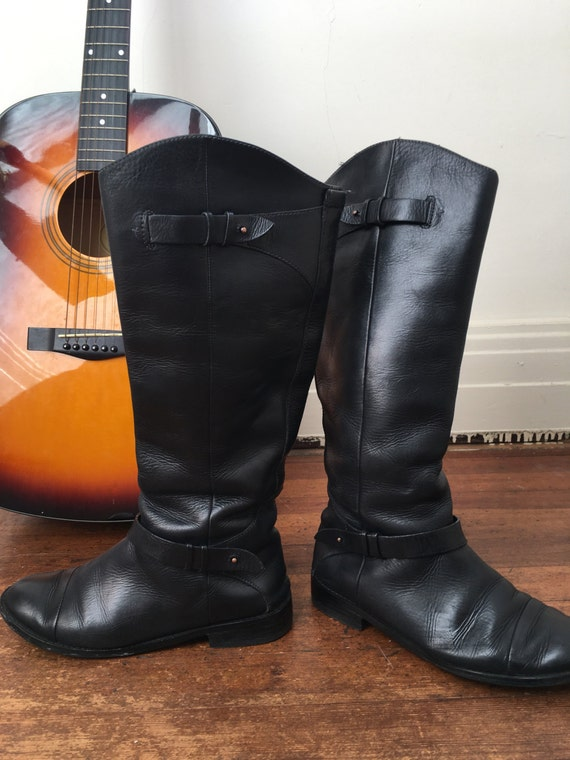 Tall Riding Boots | English Riding Boots | Vintage