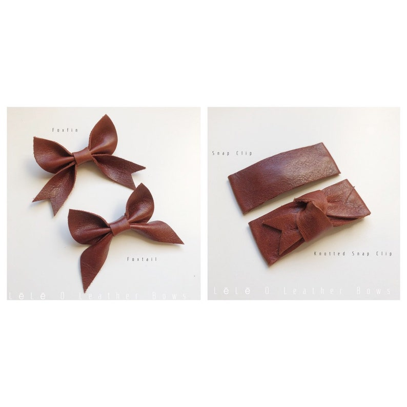 headband or clip Autumn Floral leather bow one size fits most newborn to adult harvest colors