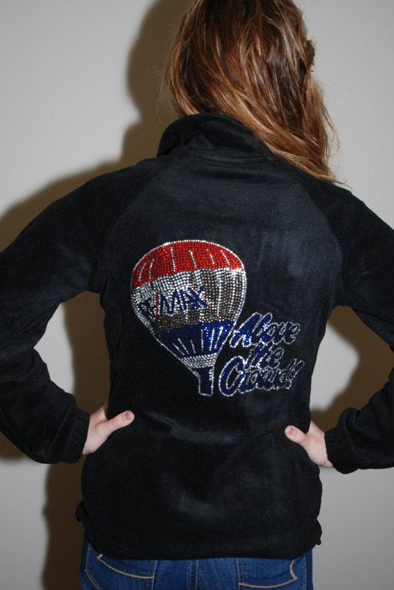 RE//MAX  custom made to order rhinestone Bling jacket XS S M L XL XXL 3X