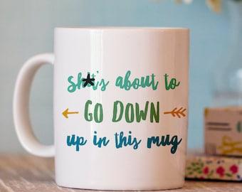 Funny Coffee Mug -  adult humor coffee mug - funny coffee mugs - coffee cup - funny coffee cup
