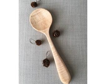 Maple Serving Spoon