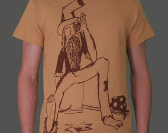 WIZARD Screenprinted T-Shirt