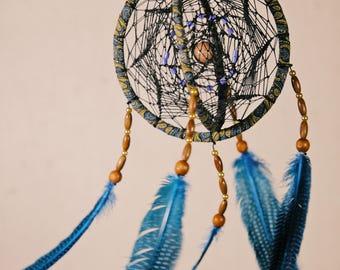 Dream catcher Dreamcatcher  Dream catcher gift Modern dreamcatcher 3D dreamcatcher Cosmic dream catcher Wall hanging Wall decor Unique art