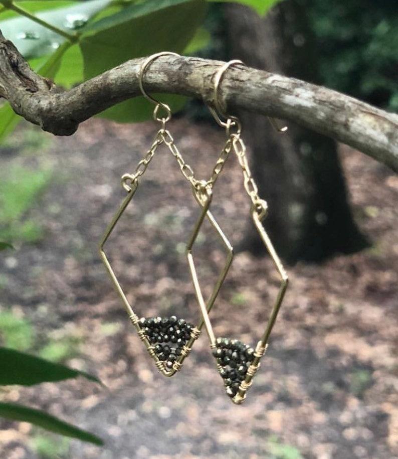 Arrowhead Earrings image 0
