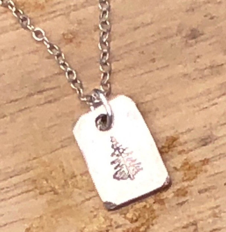 Tree Necklace image 0