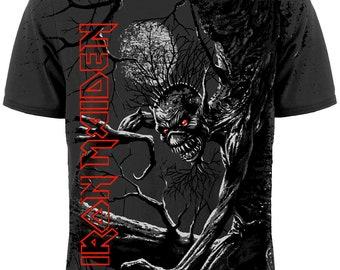 63bca7e1 T-shirt Iron Maiden