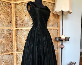 Black Polyester Stretch Tight Party Shift Dress Gown NEW UK size Med £24.00