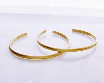 Gold Filled Cuff