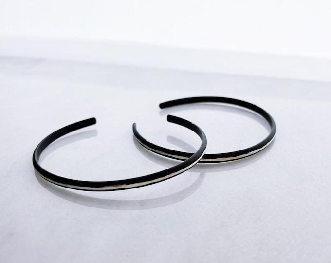 Pinstripe Cuff