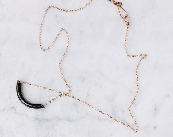 Tube necklace #3
