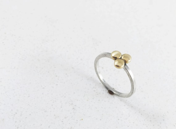 Three Dot Ring