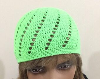 7ab5f29b767 100 % Cotton Skull Cap hat