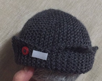 Baby Jughead Jones Knit hat, Jughead's beanie, Jughead Jones Beanie, Jughead Jones Hat, Jughead Style Knit Beanie,Riverdale