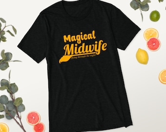 Halloween Midwife Shirt