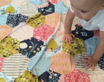Bumble Bee Throw Blanket Newborn Floral Receiving Infant Flowers Swaddle Set Crib Sheet Bed Pink Woodland Nursery Baby Blanket Hummingbird