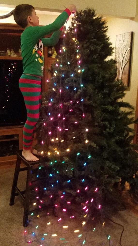 Set of 2 Wrapit!™ Christmas Tree Net Lights - Set Of 2 Wrapit™ Christmas Tree Net Lights Etsy