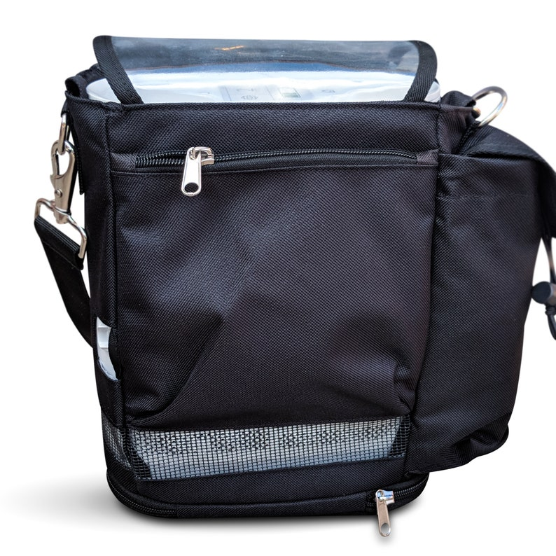SimplyGo Mini Carry /& Crossbody Bag In Black