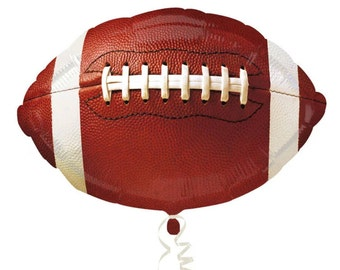 Large 18 Football Balloon AE69