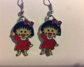 Cartoon Character Earrings  P32