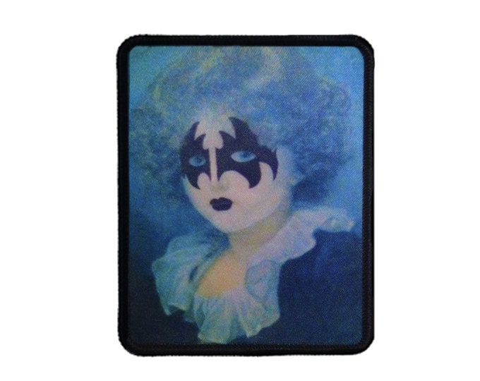KISS Cherub Photo printed Patch