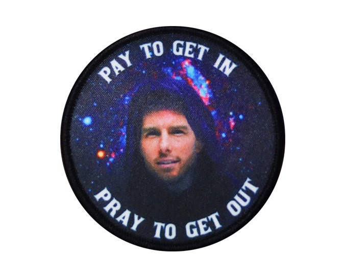 Cruise Control Photo printed Patch