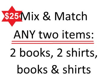 ANY 2 Items Just 2/25