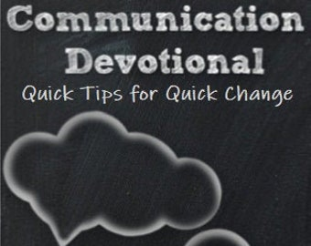 The Communication Devotional (Book)
